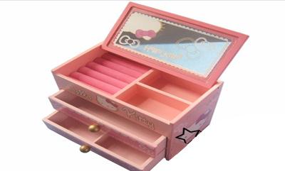 خرید جعبه جواهرات کیتی